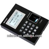 Fingerprint Time Attendance MX650 with fingerprint reader biometric scanner module