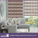 Hot sale jacquard zebra blinds curtain fabric