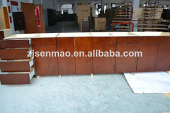 stock new kitchen cabinet cheap price