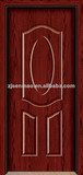 flush interior wood melamine door