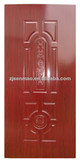 molded good looking wood flush door