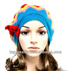 girl's knitted beret