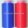 polyester filament yarn polyester microfiber yarn PET/PA6 conjugated yarn
