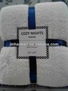 100%polyester lamb wool blanket