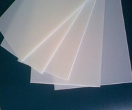 Light diffused solid Polycarbonate PC sheet for advertising light box