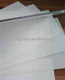 High quality PETG plastic sheet for signs display material