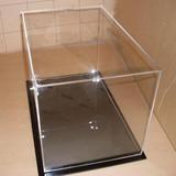 Clear PETG plastic sheet for display frame shelves