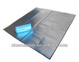 EVA and aluninum coated camping mat