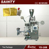 Top Quality YD-168 Inner and Outer Full Automatic Double Nylon Pyramid Bag Packer