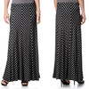 OEM supplier China provide wholesale fashion Strips long skirt American Russia popular maxi skirt fancy long match skirt