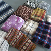 Polyester blanket super soft fleece flannel blanket