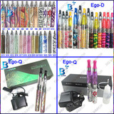 Hot selling colorful Ego D kit with wholesales price