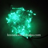 10m,100leds, waterproof, hight quality Led christmas light for outdoor decoration LFD-100R