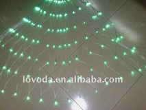 Led round battery powered led christmas light,led garland string light,indoor light string LFDN-1010