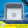 LS3936 bathroom sink single bowl stainless steel kitchen sink