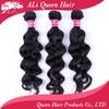 ali queen brazilian virgin hair queen product remy human wave hair weaving
