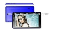 Wholesale Dual core 7 inch Android tablet pc 512MB/4G support phone calling