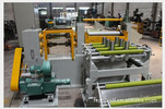 750 hydraulic slitting unit; slitting machine; slitting line;export to many countries
