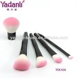 5pcs Pink Makeup brush set