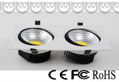 LED Bean gallblader lamp White/Warm white/Sun white 85V-265V