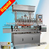 Automatic juice and liquid filling machine