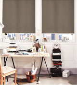 sunscreen roller blinds UV-proof 3past coating high quality curtain 1204
