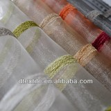 luxury and coloured voile scarf from China wholesale not only for the home textile but also for the hotel project DVS-D2613