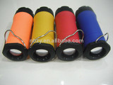 1W telescopic camping plastic chinesemini lantern,new products 2014,use 4*AAA battery
