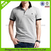 Mens formal polo shirts,polo shirts contrast collar design wholesale(lyp030001)