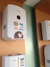 20L used storage water electric hot water heaters for kitchen