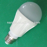 hot sales SMD5730 white shell 7W bulb