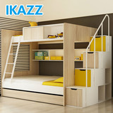 kids beds with drawers,double bunk beds for kids,pull out beds for kids