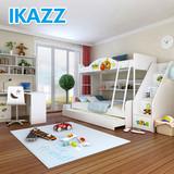 kindergarten kid furniture,kids high beds with stairs