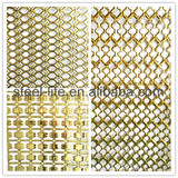 2014 new style stainless steel pattern perforated hanging roof board for bath center