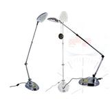 LED  long  arm metal desk lamp ,reading light