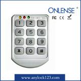 combination locker lock with password code C5100