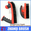 Heavy Duty Double-Handed Polypropylene Brushes,Wire Brush Jumbo Easy Grip