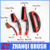 Custom American Steel Wire Brush With Plastic Handle,Scratch Brush ,Hand Steel Brush OEM Brush