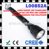 led long range flashlight torch
