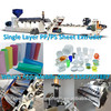 SPJM 110/33-680 Single Layer PP PS Sheet Extruder