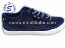 wholesales sunny mens causal rubber canvas shoes