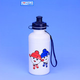 Eco-friendly BPA free bulk plastic kids water bottle,baby products