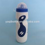 eco-friendly 750ml sports water plastic bottle
