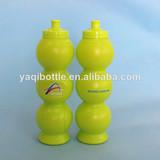sports 850ml plastic water bottles bpa