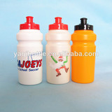 sport 550ml plastic bottles for water