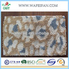 chenille bath mat