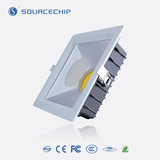 The new 10W LED square downlight wholesale