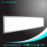 40W high brightness led ceiling panel light 1200x300
