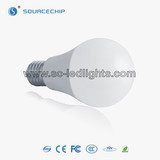 House SMD 9w dimmable led bulb supplier