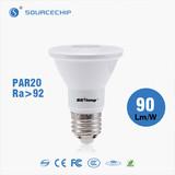 PAR20 E27 high CRI 7W LED par light
